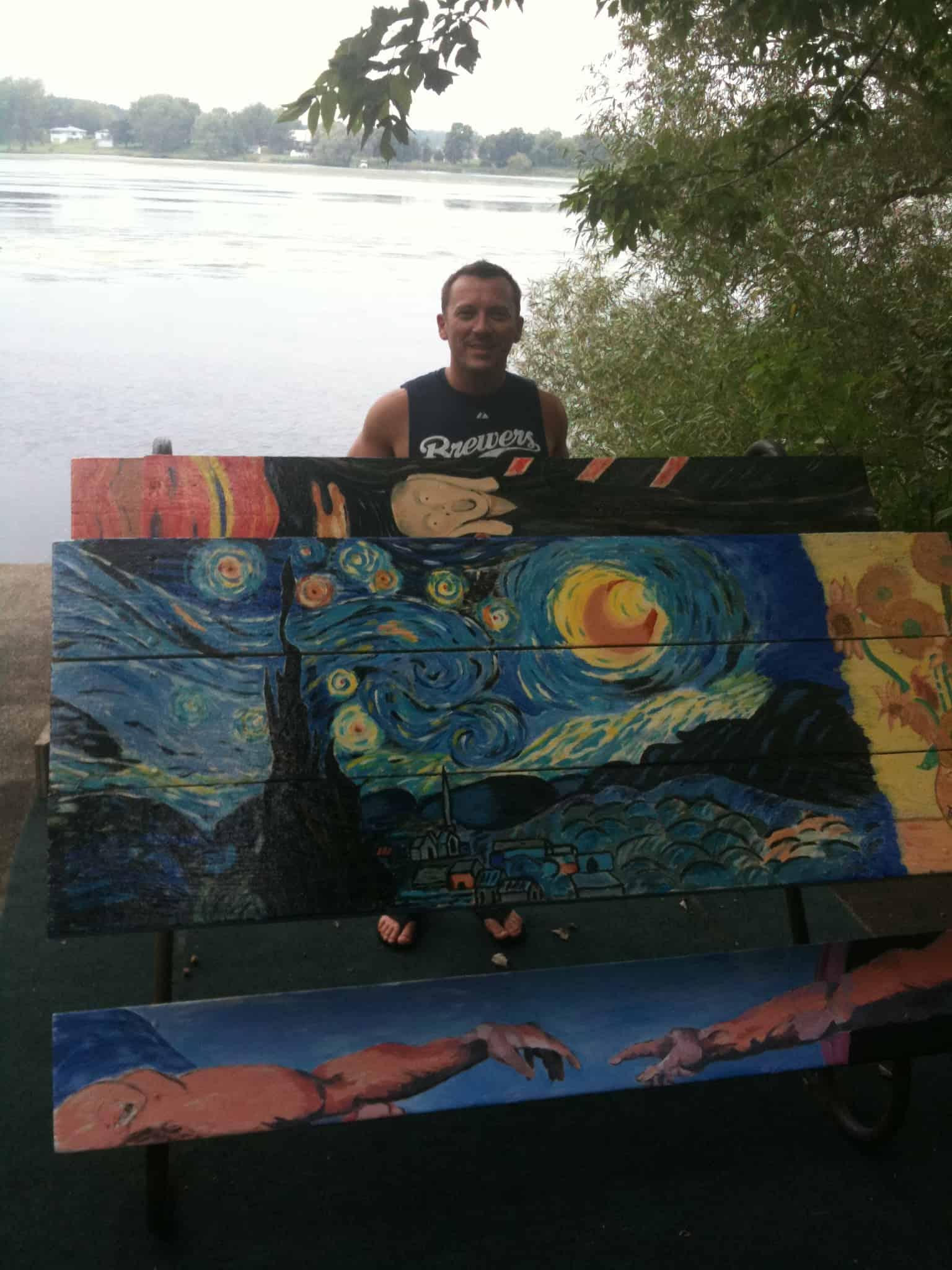 Artsy Painting