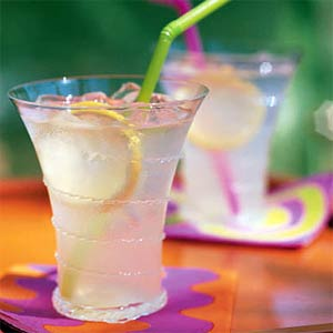Fresh-Squeezed Lemonade