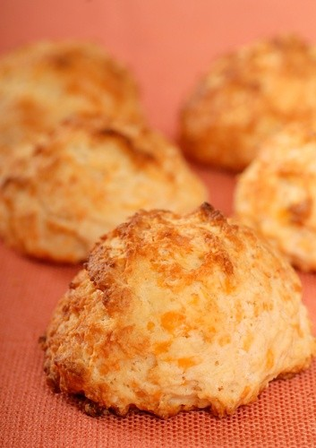 Cheddar Jalapeno and Bacon Biscuits