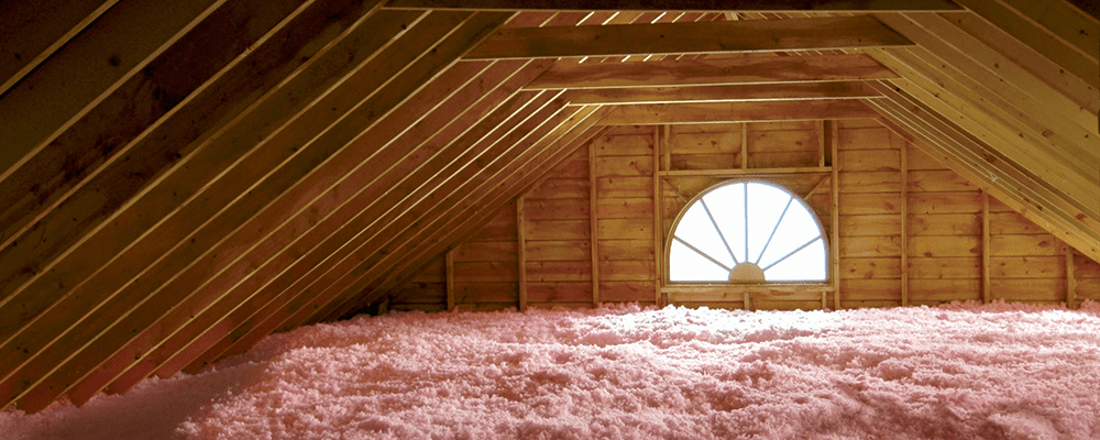 Check and Repair Attic Insulation