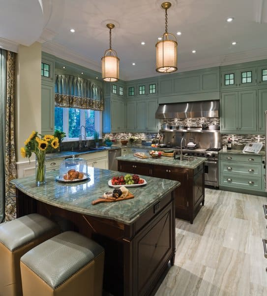Elegant Kitchen by Dee Dee Taylor