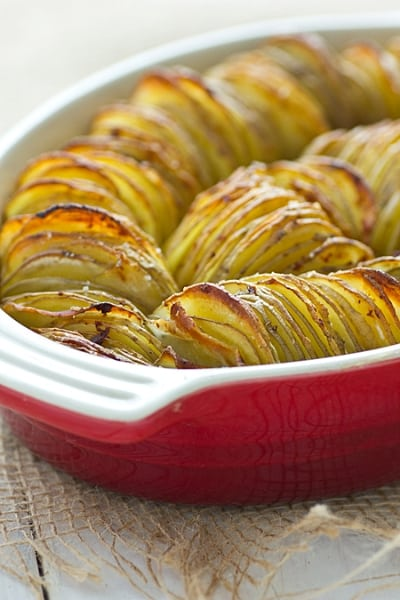 Crispy Chipolte Potato Tian