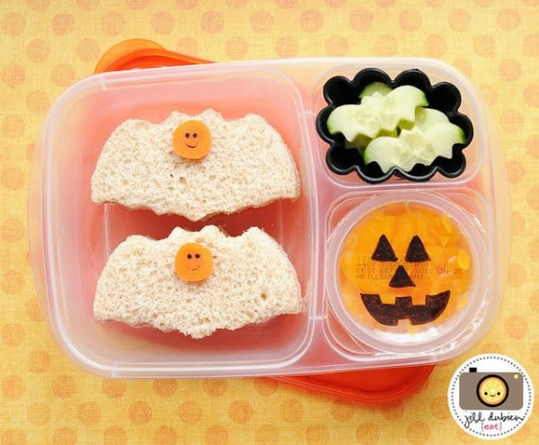 The Batty Bento Box
