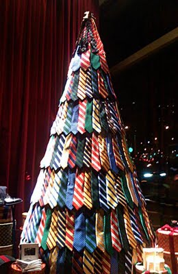 TREES FOR MEN: Tie Tree