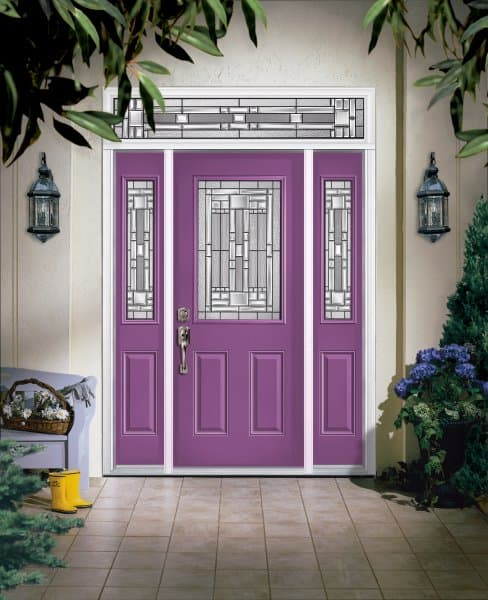 Painted Doors
