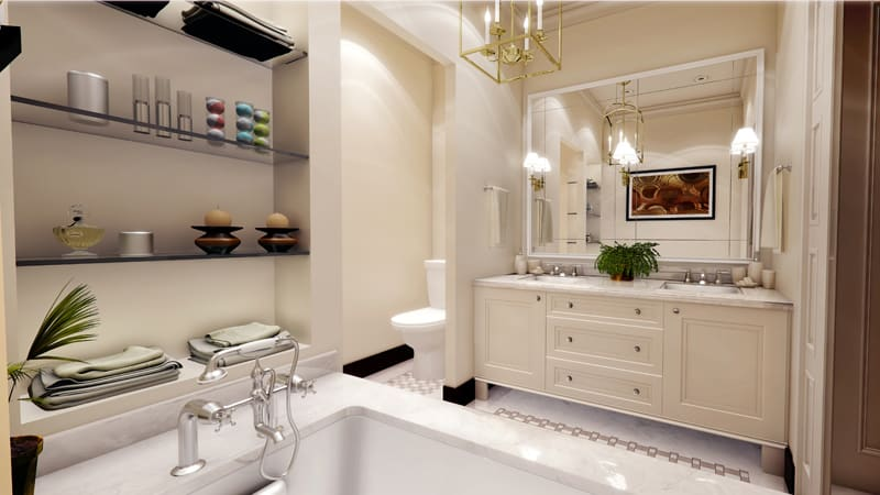 designing a perfect bathroom suite home trends magazine
