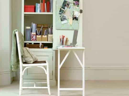 Bookcase Desk #2