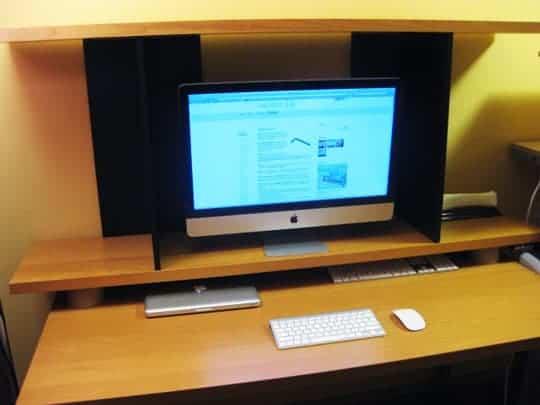 Bookcase Desk #4