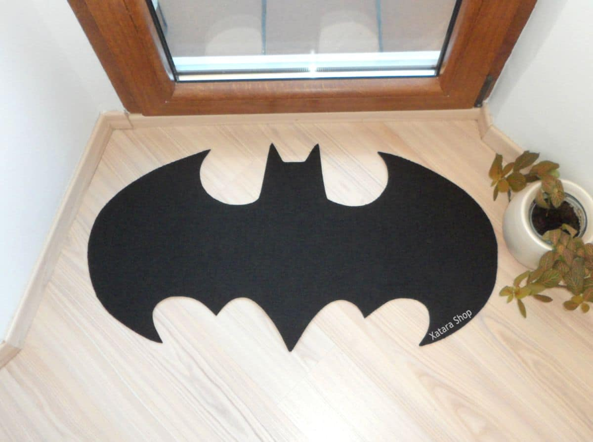 Batman Mat