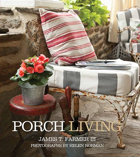 Read books and pull inspiration from your favourite magaines. Note down things you like and replicate them in your design concept.Get Inspired with this fab book, Porch Living