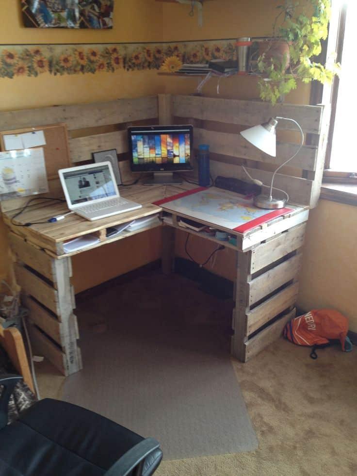 Pallet Desk #1