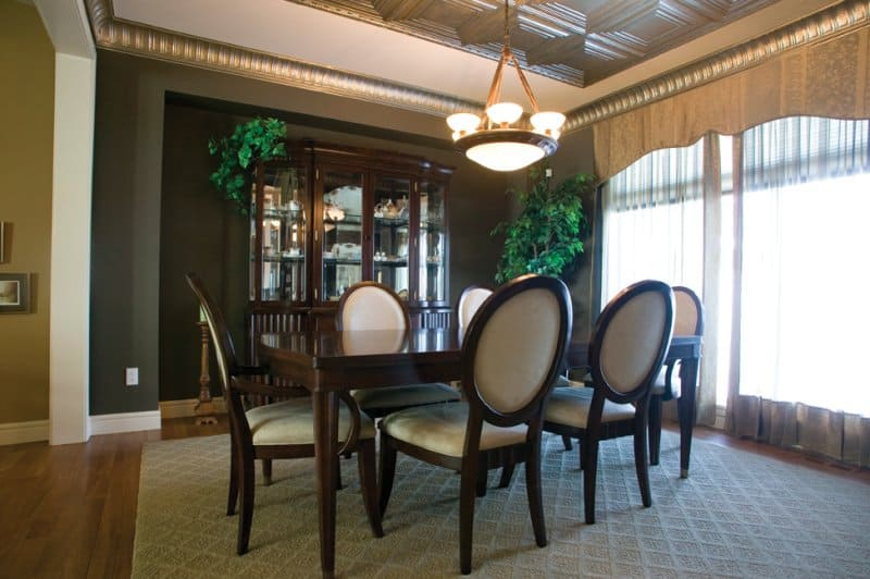 dining room inspiration on Dining Room Inspiration Gallery   Home Trends Magazine