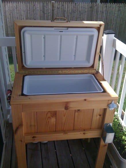 Patio Cooler Box