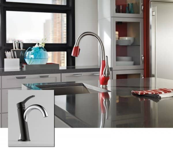 Trend Watch 2014 Five Faucet Trends For Your Kitchen And