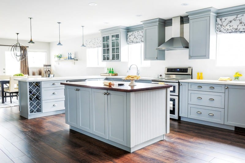 GALLERY 32 Fabulous Designer KitchensHome Trends Magazine