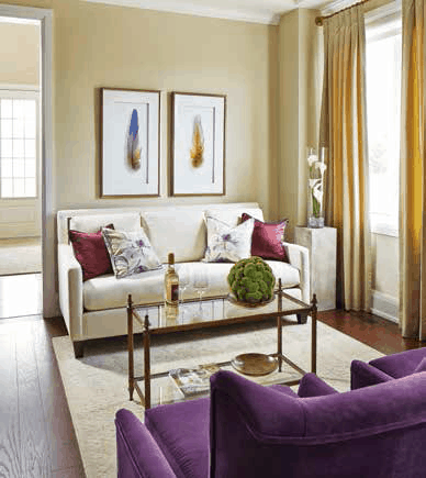 Living Room: Splurge