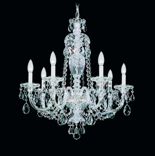Schonbek Sterling Chandelier