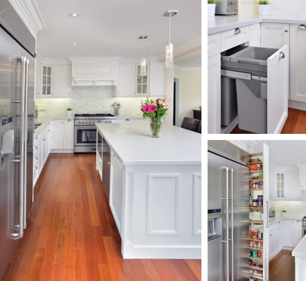 Renovate Vs Relocate Improve Your Space Home Trends: maximize kitchen storage