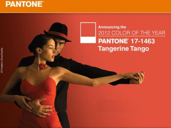 2012 Pantone Color Of The Year