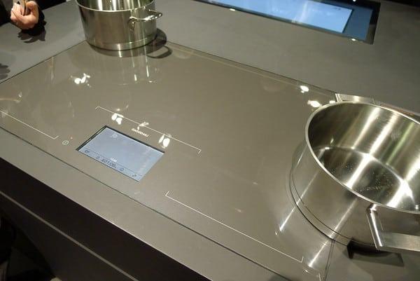 Astounding Light Brown Digital Kitchen Countertop