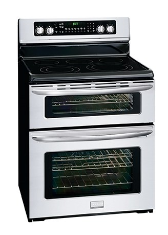 "30"" Freestanding Electric Double  Oven Range"