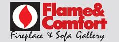 Flame & Comfort Logo