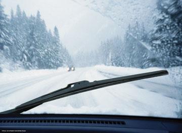 Stealth Snow Scene Blur