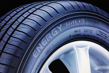 Buy low-rolling-resistance (LRR) replacement tires - Image courtesy of http://canadianhometrends.com/wp-content/uploads/2011/04/64448H.jpg