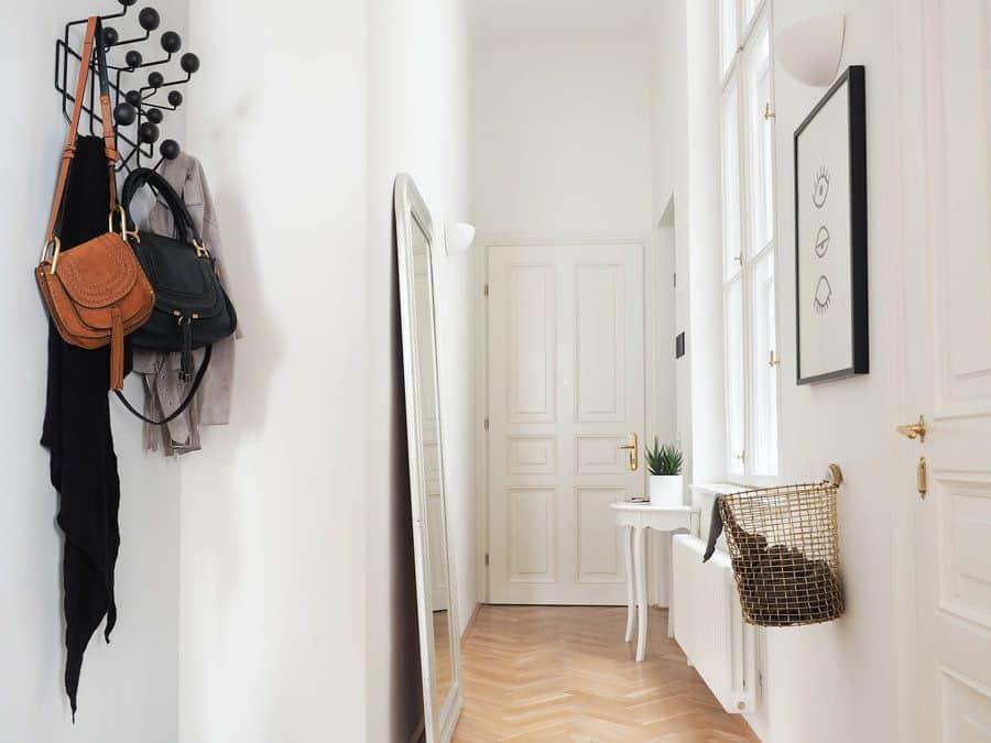 hallway color