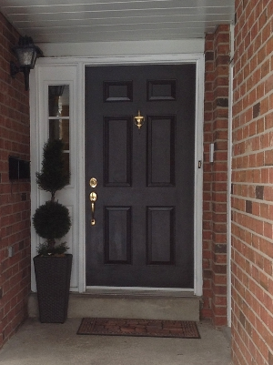 Cost Effective Way To Stage Front Entranceway