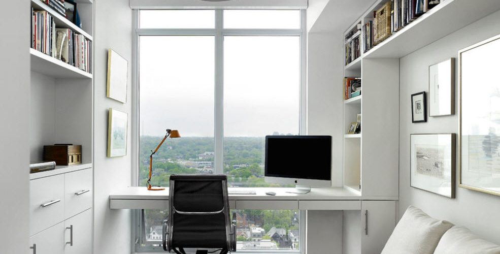 Six Tips for Creating a Productive Home Office - Home Trends Magazine