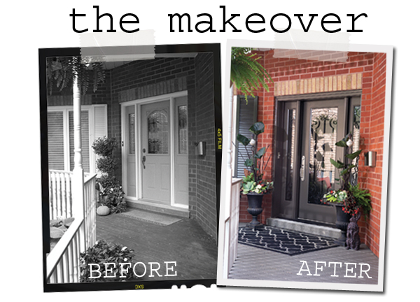 4 ways to improve the look of your front door home for Front of house magazine