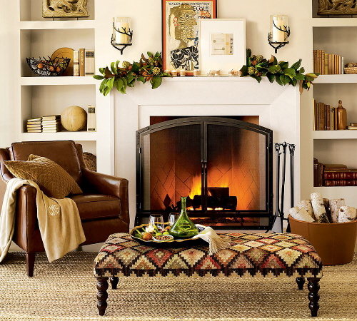 nine interesting ideas for fall themed home decor home