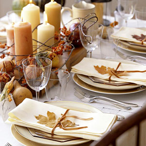 Thanksgiving Entertaining sixteen chic fall decor ideas for thanksgiving entertaining – home