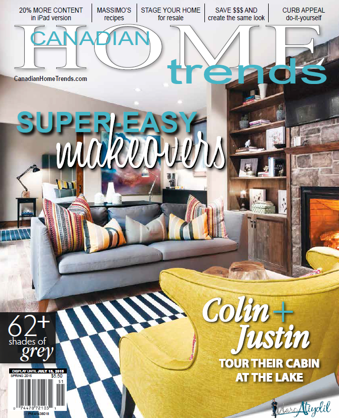 Subscribe to Canadian Home Trends Magazine