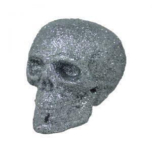 Skull Orn Silver