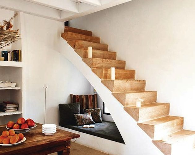 Twelve Unique Staircase Storage Ideas For Small Spaces Home