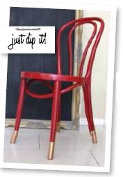 goldchair