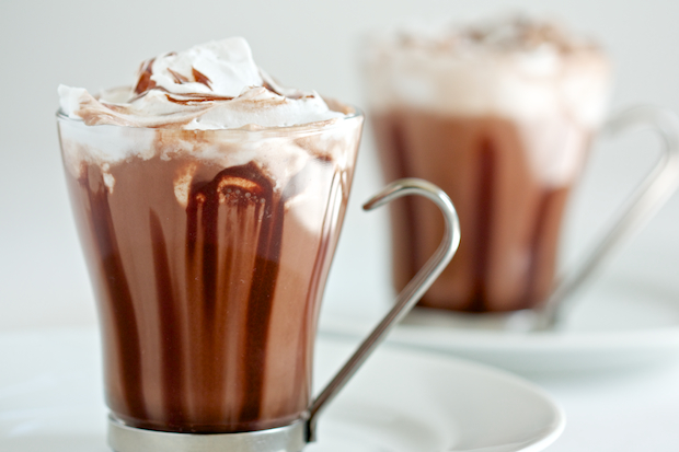 Easy Homemade Hot Chocolate Recipe