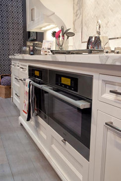 Miele Speed Oven:  Convection Oven and Microwave Combination Unit
