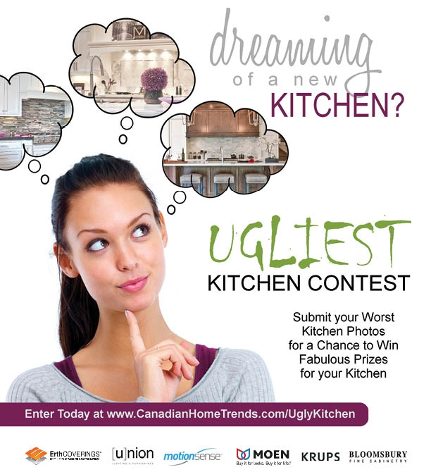 Canada's Ugliest Kitchen Contest