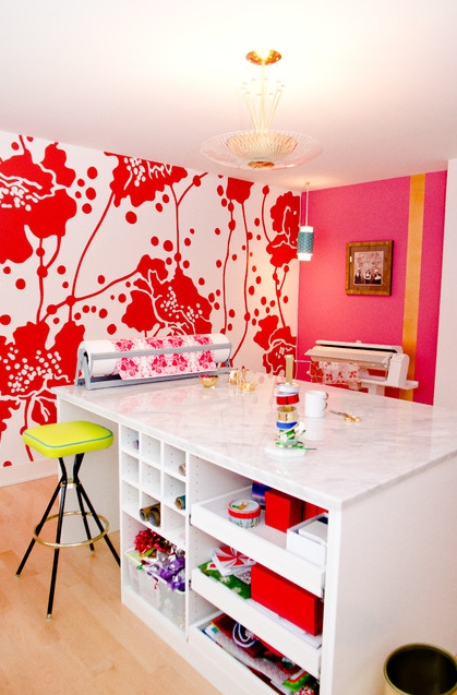6 tips for creating the perfect craft room home trends for California closets reno
