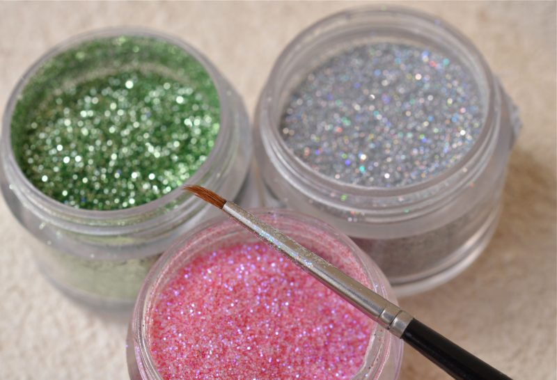 Diy Edible Sparkly Glitter In 5 Easy Steps Home Trends