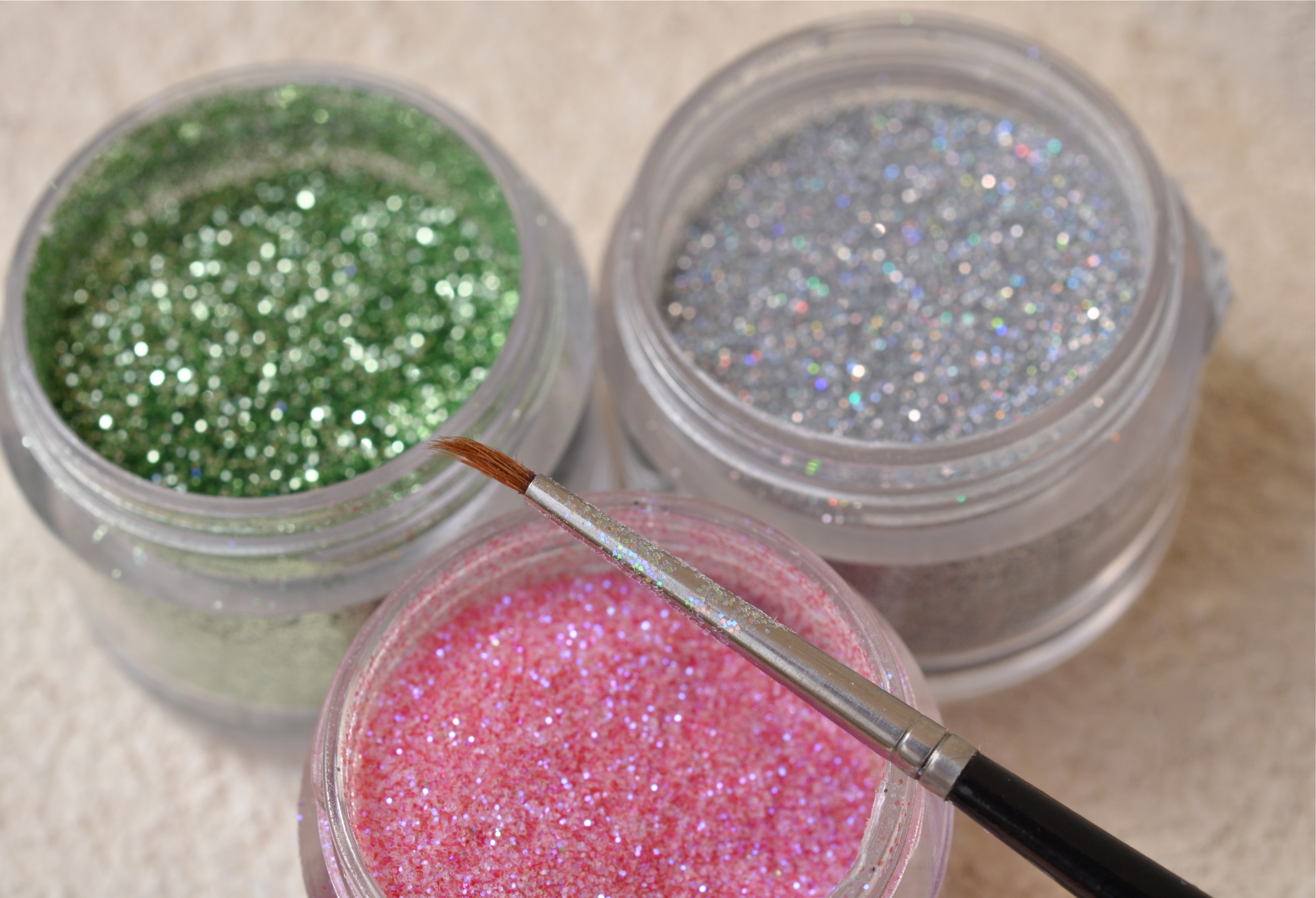 Edible Food Glitter Recipe
