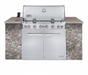 Grill Shown: Summit® S-660™ Built-In