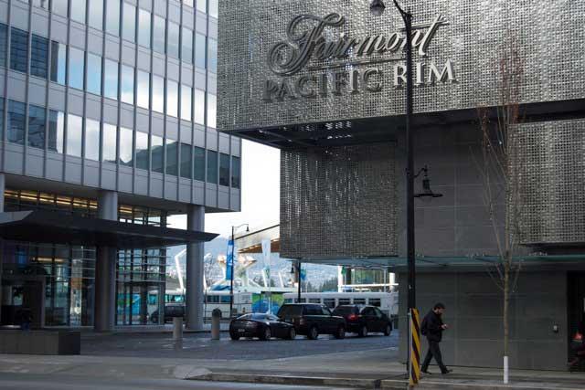 The Pacific Rim Hotel