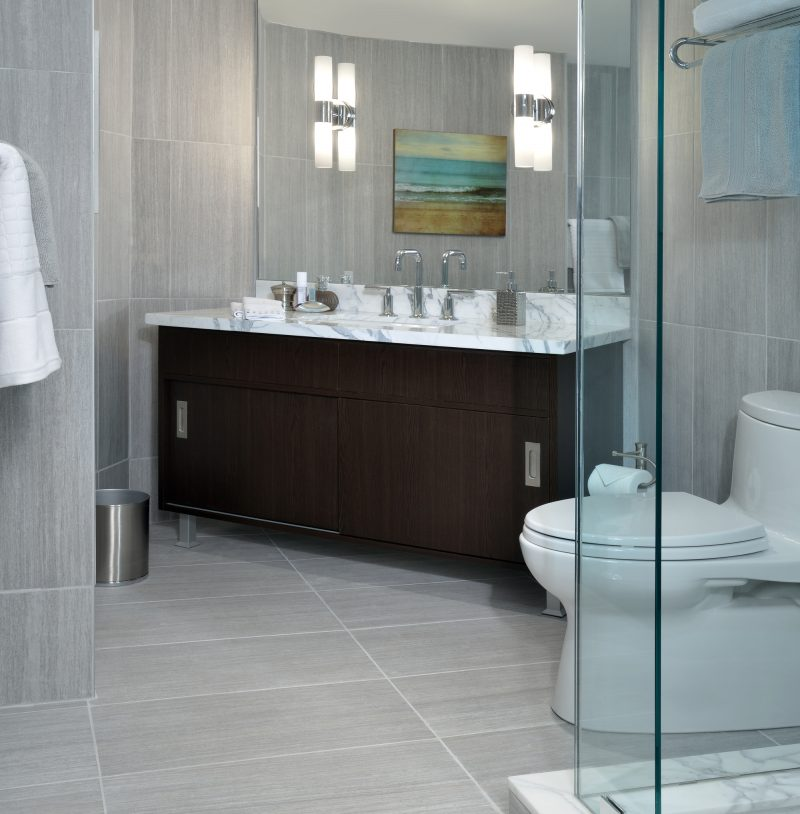Bathroom renovation budget breakdown home trends magazine - Bathroom renovations under 10000 ...