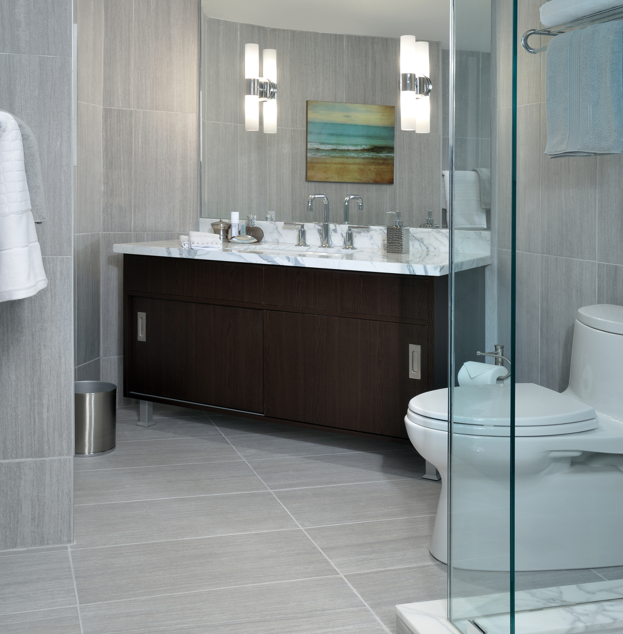Bathroom renovation budget breakdown home trends magazine for Best bathroom renos