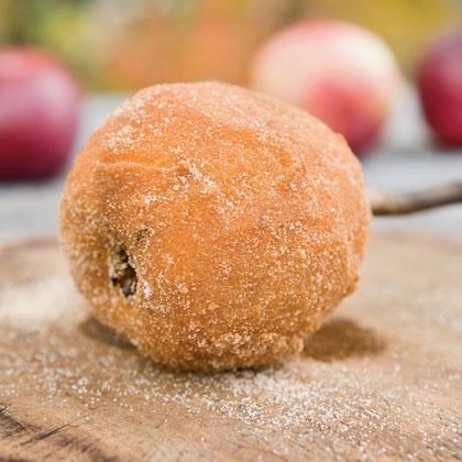 Apple Pie on a Stick