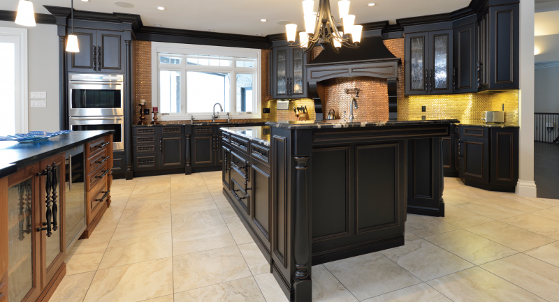 Kitchen by Sutcliffe Kitchens
